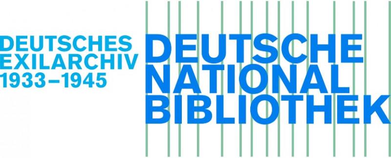 Logo DNB Exilarchiv